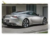 2018 Lexus Lc 500h 4k 3 Carry-all Pouch
