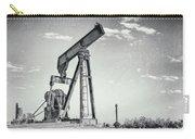 2018_04_orla Texas_broken Pump Jack 1 Carry-all Pouch