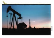 2018_08_malaga Nm_cactus 153 Pump Jack 2 Carry-all Pouch