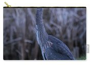 2018_3_09  Blue Heron-5652 Carry-all Pouch