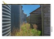 Back Alley On The Prairies Carry-all Pouch