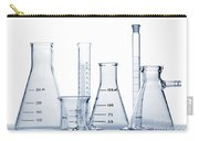 Laboratory Equipment In Science Research Lab Carry-all Pouch
