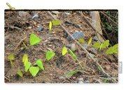 21 Yellow Butterflies Carry-all Pouch