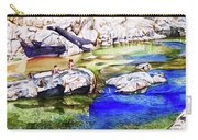#211 South Yuba River Carry-all Pouch