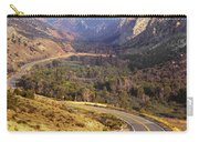 212308 Road To Sheep Creek Canyon Carry-all Pouch