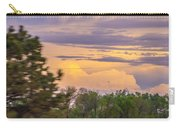 6th Storm Chase 2015 Carry-all Pouch