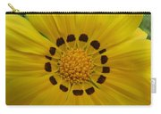 Australia - Yellow Daisy Flower Carry-all Pouch