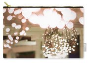 Christmas Lights Holiday Decorations Around Charlotte North Caro Carry-all Pouch