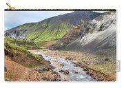 Landmannalaugar - Iceland Carry-all Pouch