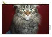 Maine Coon Cat Carry-all Pouch