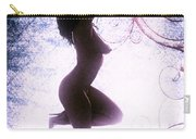 Neemah African American Nude Girl Photograph In Sexy Sensual Col Carry-all Pouch
