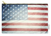 American Flag 37 Carry-all Pouch