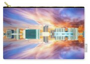 22nd Century Floating Cities Sunrise 01 Carry-all Pouch