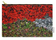 Flower Carpet. Carry-all Pouch