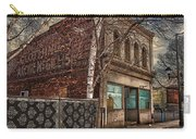 232 Simpson St. Texture Carry-all Pouch