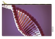 Dna Structure Carry-all Pouch