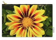 Yellow Gazania Carry-all Pouch