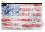 American Flag 14 Carry-all Pouch