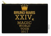 24k Magic Carry-all Pouch