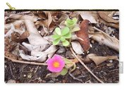 Australia - Pink Flowers Carry-all Pouch