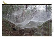 Australia - Concave Spider Web Carry-all Pouch