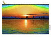 25- Psychedelic Sunrise Carry-all Pouch