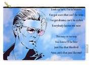 256- David Bowie Carry-all Pouch