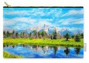 Nature Art Landscape Carry-all Pouch