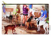 #258 Rruff Dog Park Carry-all Pouch