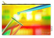 Laboratory Experiment In Science Research Lab Carry-all Pouch