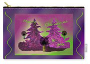 2608 Merry Christmas To You 2018 Carry-all Pouch