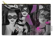 2616 Ladies Masks Man Weapons 2018 Carry-all Pouch