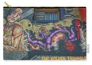 2635- Golden Triangle Carry-all Pouch