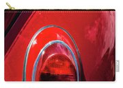 2665- Red Volkswagen  Carry-all Pouch
