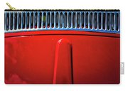 2674- Red Volkswagen  Carry-all Pouch