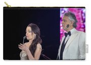 Andrea Bocelli In Concert Carry-all Pouch