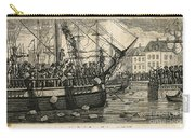 Boston Tea Party 1773 Carry-all Pouch
