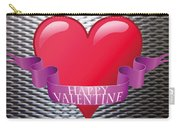 Valentines Carry-all Pouch