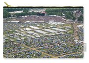 Bonnaroo Music Festival Aerial Photography Carry-all Pouch