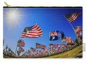 Pepperdine Flag Salute Carry-all Pouch