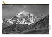 2d07508-bw High Peak In Lost River Range Carry-all Pouch