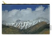 2d07509 High Peaks In Lost River Range Carry-all Pouch
