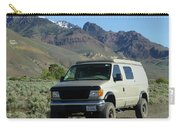 2da5944-dc Our Sportsmobile At Steens Mountain Carry-all Pouch