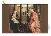 2luke Rogier Van Der Weyden Carry-all Pouch