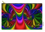 2x1 Abstract 440 Carry-all Pouch