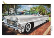 1959 Lincoln Continental Town Car Mk Iv Painted  Carry-all Pouch