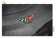 2002 Corvette Ls1 Painted Bw Carry-all Pouch