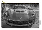 2015 Chevrolet Corvette Zo6 Painted  Carry-all Pouch