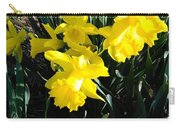A Daffodil Exhibit Carry-all Pouch