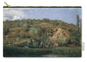 A French Homestead Carry-all Pouch